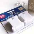 Бобины для мулине пластиковые, DMC (28шт.)