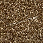 Delica (1гр) DBS-0022L бронзовый, 15/0