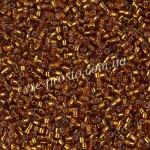 Delica (10гр) DB-0144 коричневый, 11/0