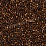 Delica (10гр) DB-0612 коричневый, 11/0