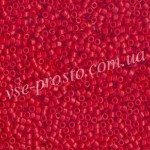 Delica (10гр) DB-0723 красный, 11/0