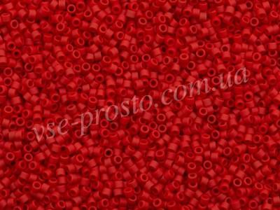 Delica (10гр) DB-753 красный (матовый), 11/0