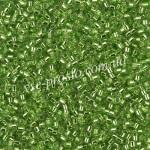Delica (10гр) DB-1206 зеленый, 11/0