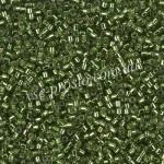 Delica (10гр) DB-1207 зеленый, 11/0