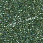Delica (10гр) DB-1247 зеленый, 11/0