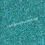 Delica (10гр) DB-0166 бирюзовый, 11/0
