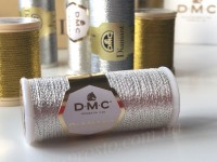 Нить металлизированная (Metallic)