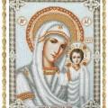 """Набор: """"Богородица Казанская"""", 375-Н, (21х30см)"""