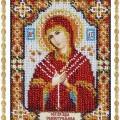 "Набор: ""Богородица Семистрельная"", (10х12см)"
