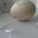 Пасхальная заготовка: яйцо (7-8 см)