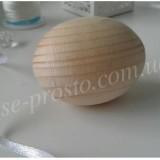 Пасхальная заготовка: яйцо (6-6,5 см)