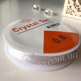 СПАНДЕКС прозрачный, (0,8 mm)